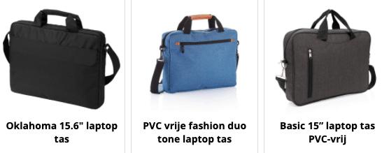 Laptoptassen bedrukken